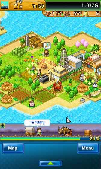 开拓无人岛游戏截图1