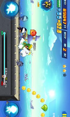 开心酷跑2超时空保卫战游戏截图3