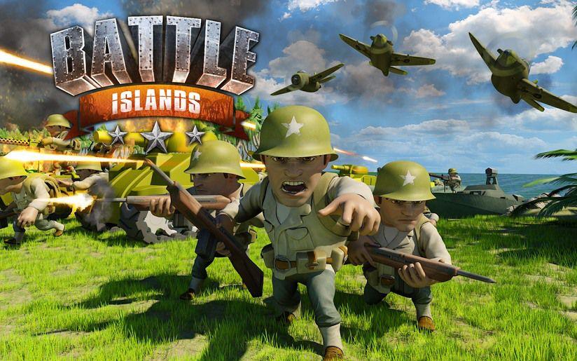 岛屿之战游戏截图1