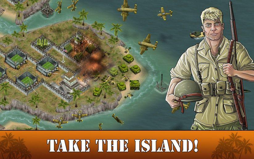 岛屿之战游戏截图3