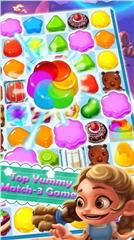 美味糖果粉碎游戏截图3