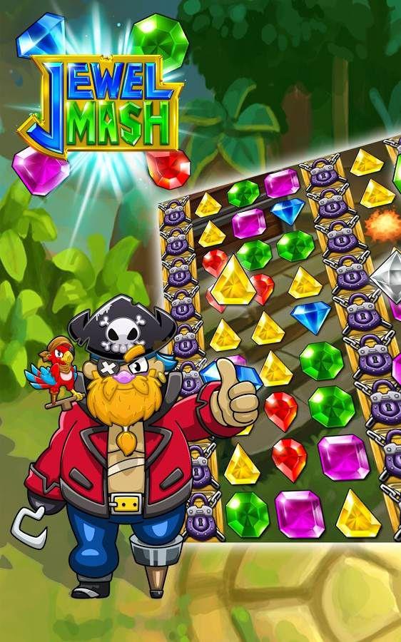 宝石海盗船游戏截图2