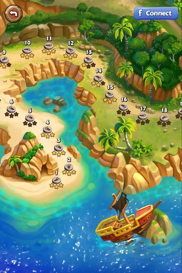 宝石海盗船游戏截图1