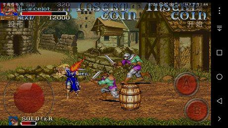 圆桌骑士游戏截图2