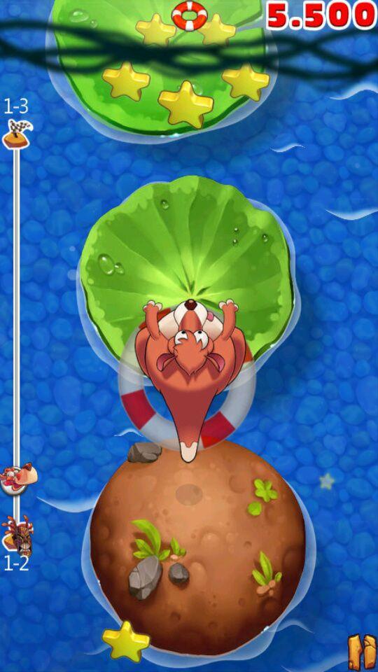 疯狂袋鼠游戏截图2