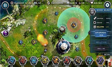 塔防2区游戏截图3