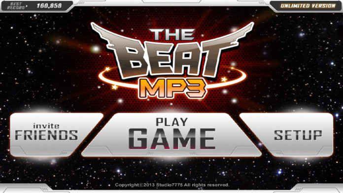 节奏MP3游戏截图1