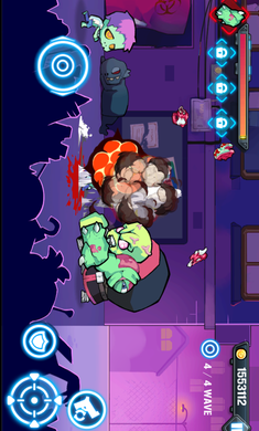 僵尸!僵尸!游戏截图1