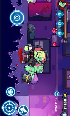 僵尸!僵尸!游戏截图2