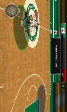 NBA LIVE游戏截图2