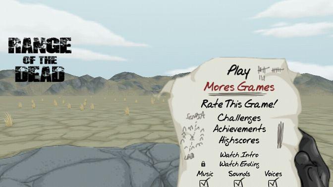 死亡战区游戏截图3
