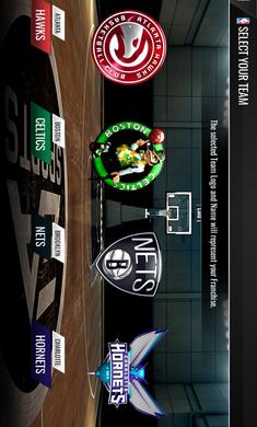 NBA LIVE游戏截图3