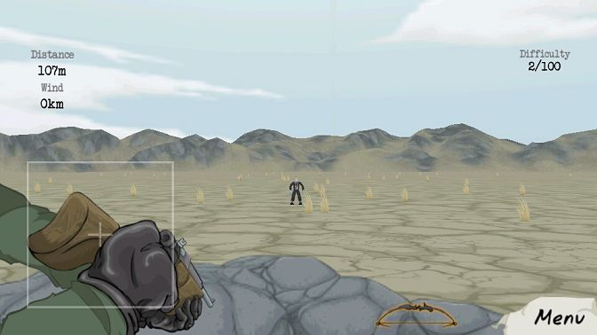 死亡战区游戏截图1