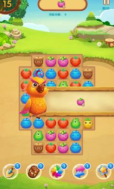 水果消消消游戏截图1