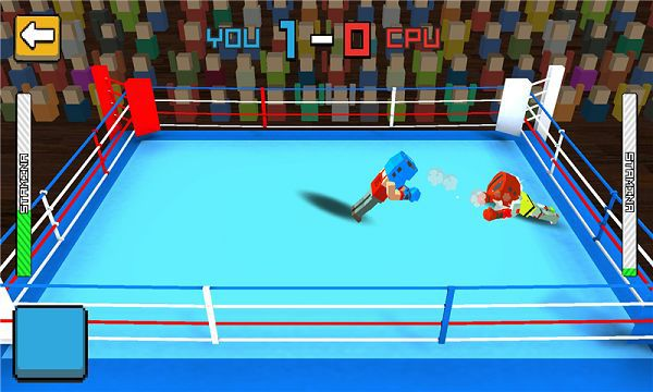 像素拳击游戏截图2