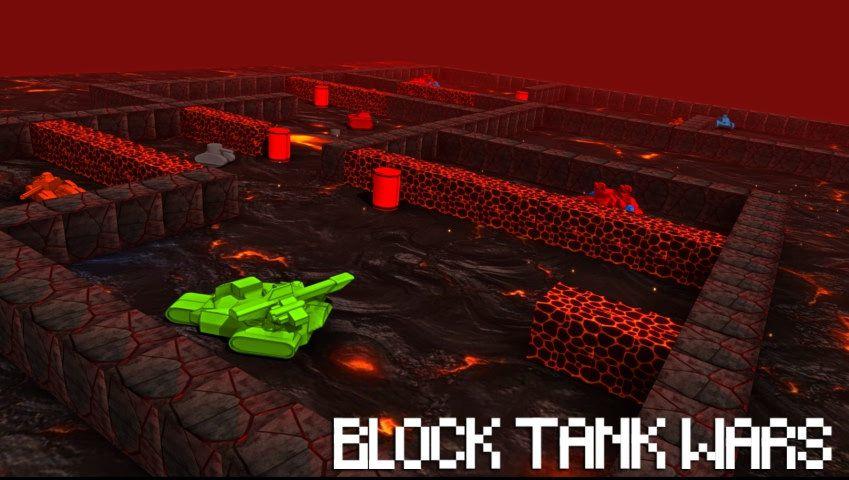 方块坦克大战游戏截图3