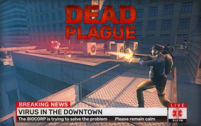死亡瘟疫游戏截图2