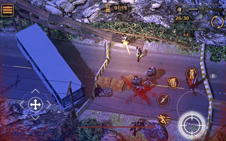 死亡瘟疫游戏截图3