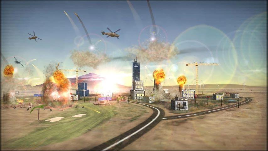 核爆测试游戏截图3