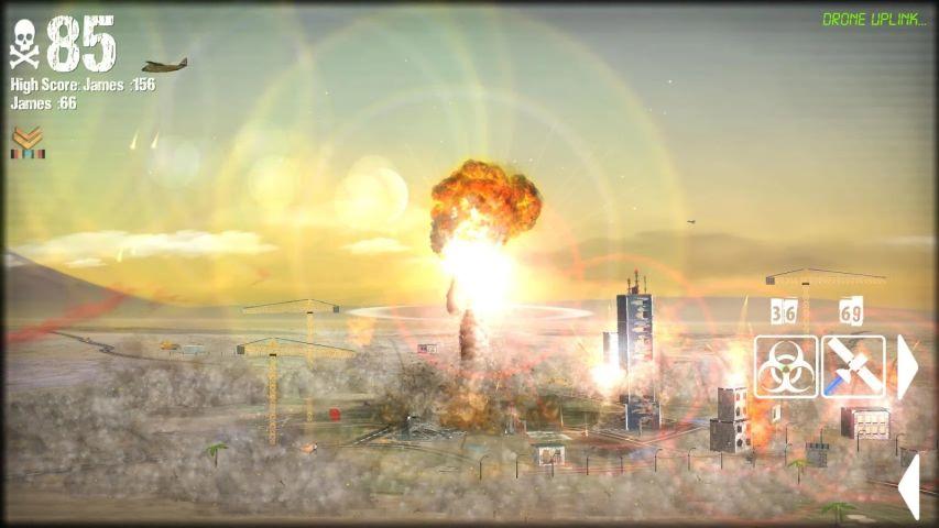 核爆测试游戏截图2
