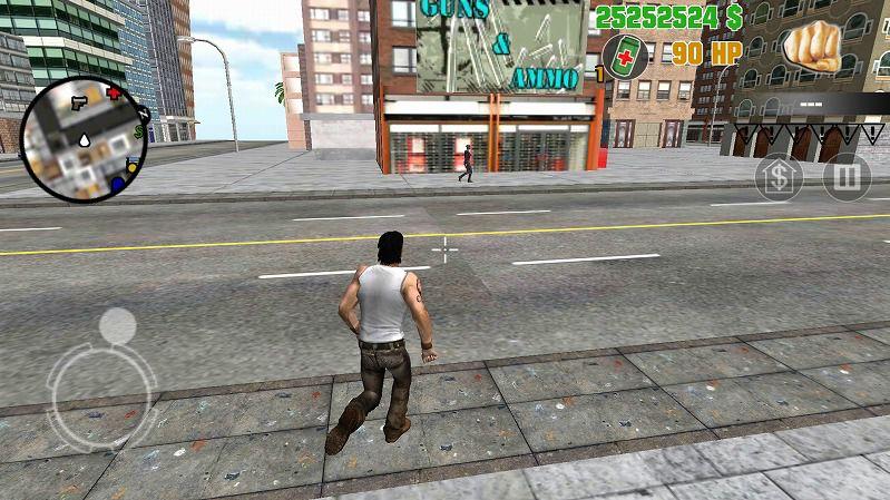犯罪冲突2:疯狂城市战争游戏截图1