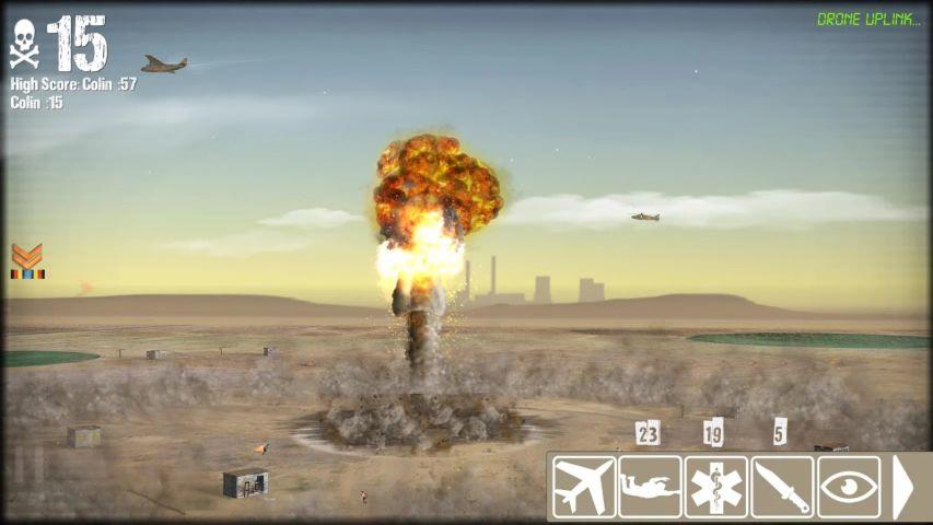 核爆测试游戏截图1