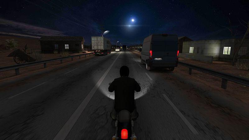 疯狂摩托车游戏截图3