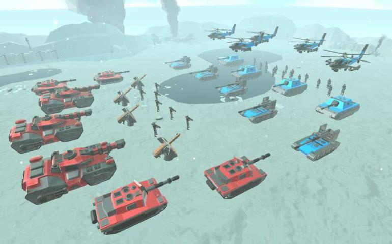 陆军战争模拟器游戏截图2