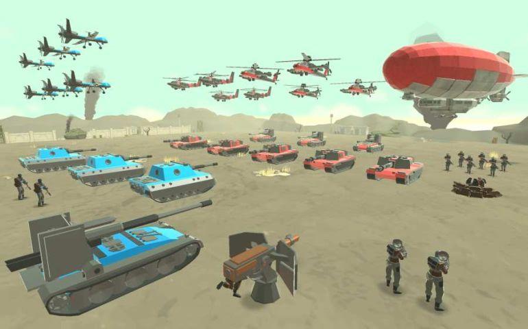 陆军战争模拟器游戏截图3