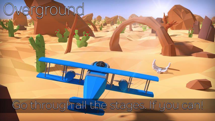 低空飞行游戏截图3