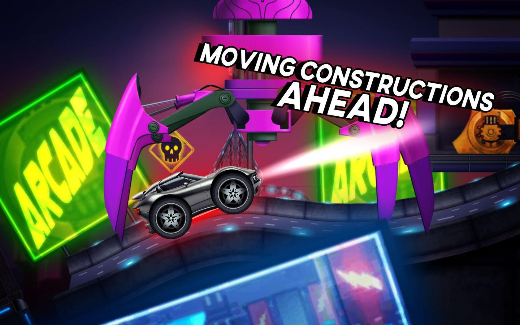 夜城:极速赛车游戏截图2
