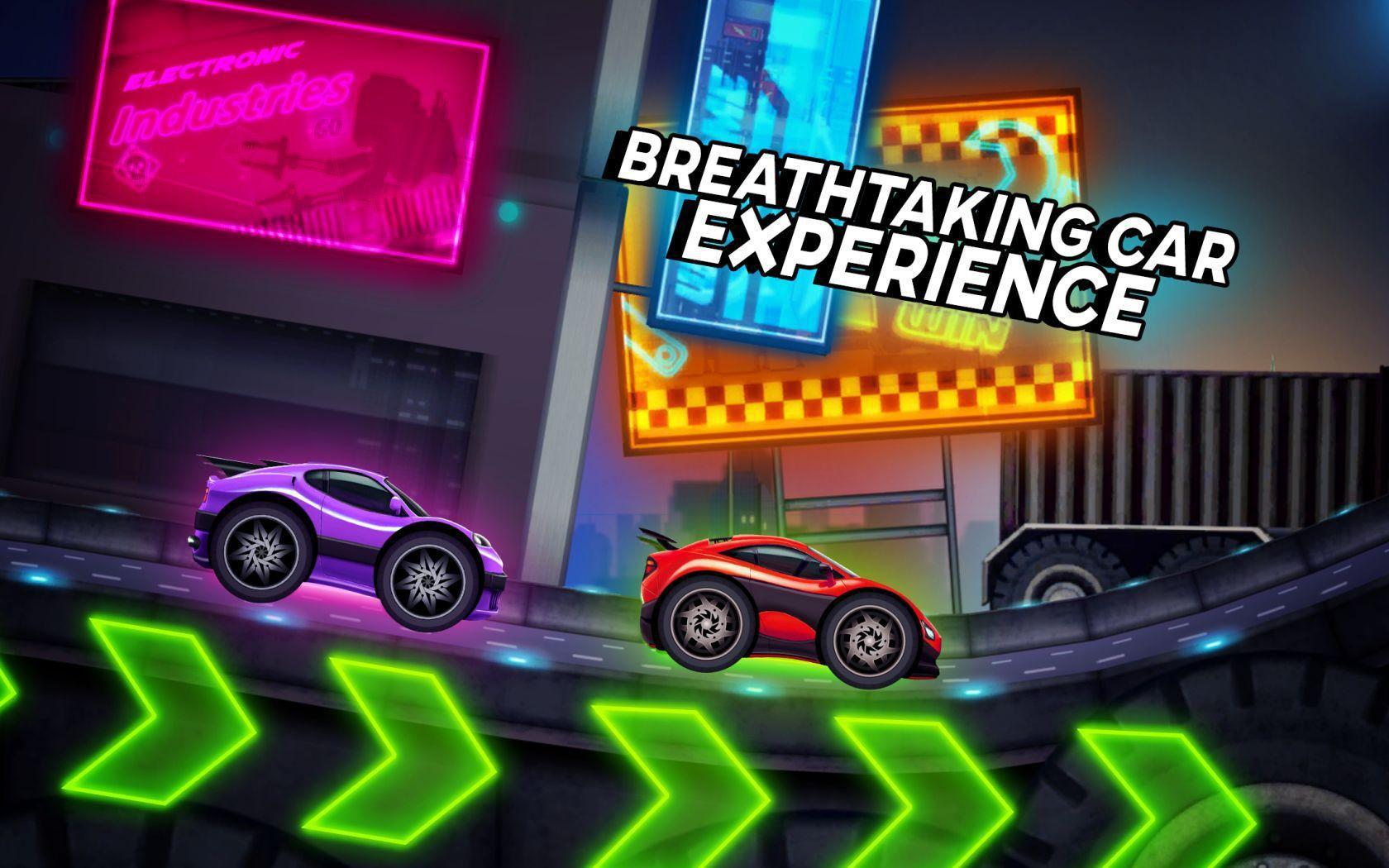 夜城:极速赛车游戏截图3