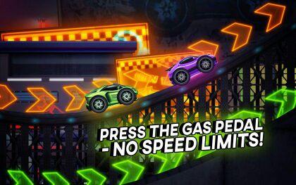 夜城:极速赛车游戏截图1