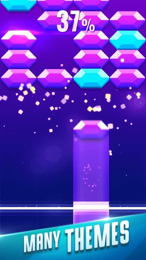 爆裂砖块2游戏截图1