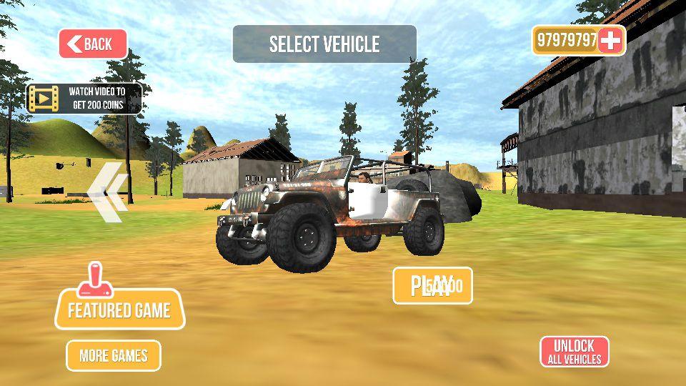 越野沙滩车比赛游戏截图3