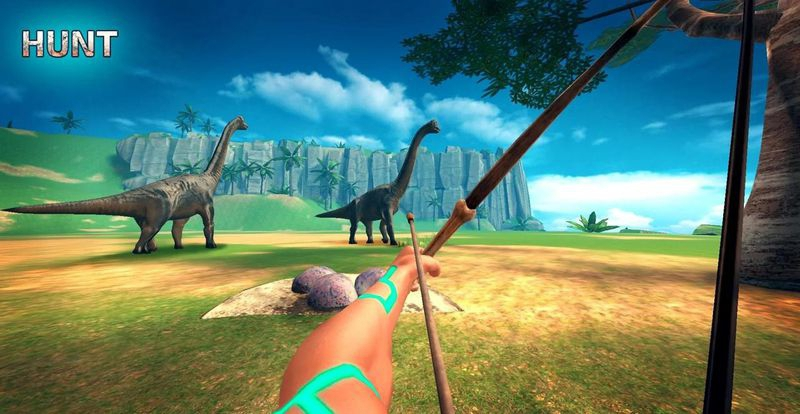 ARK生存岛进化3D游戏截图1