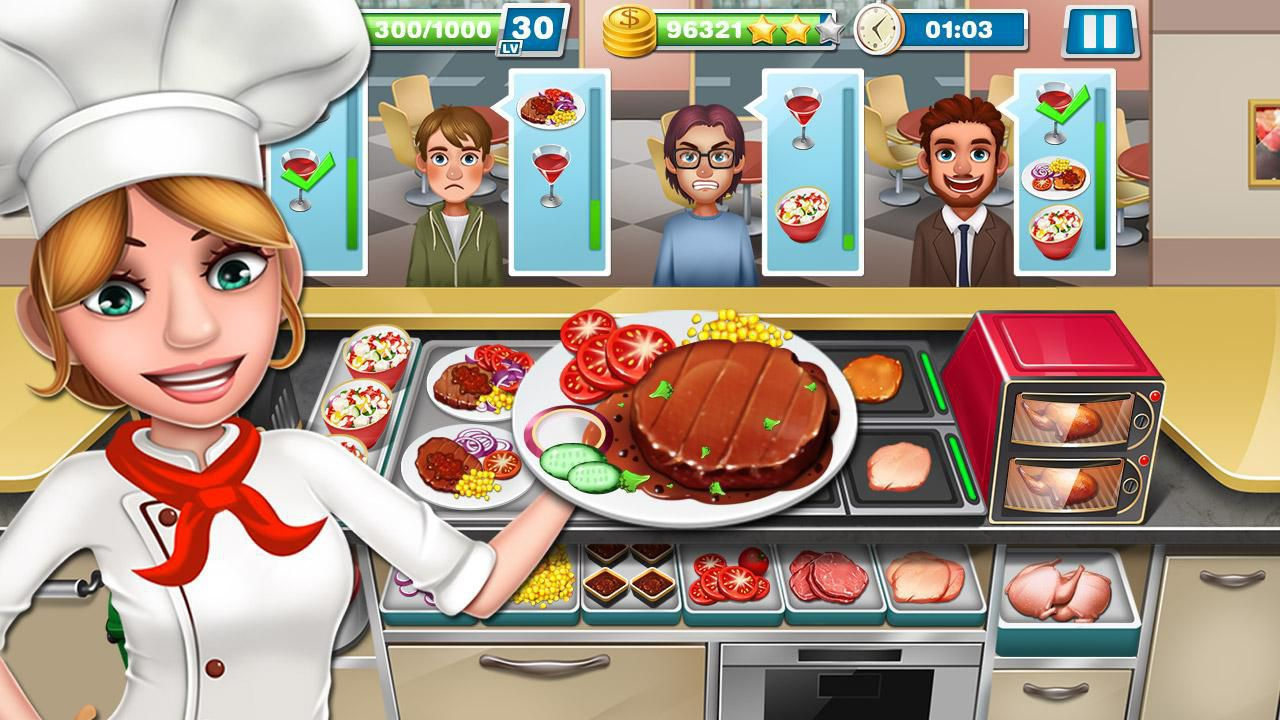 烹饪天下游戏截图2