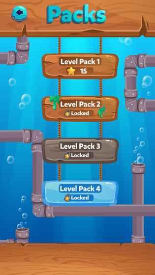 解锁的水流游戏截图3