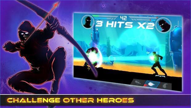 影子战斗游戏截图3