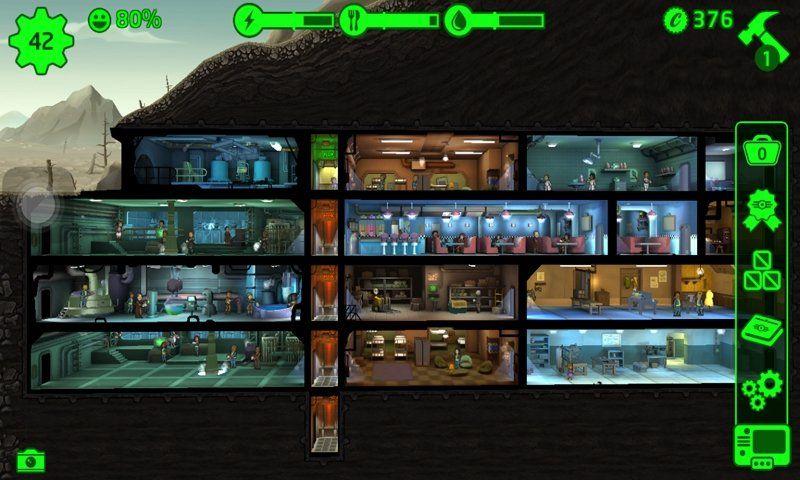 辐射避难所废除游戏截图3