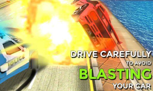 极速前进:城市车手游戏截图2