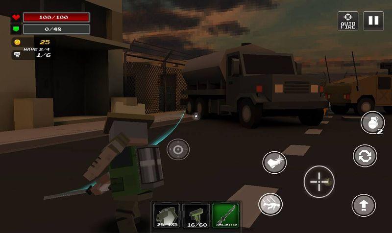 像素Z世界游戏截图2
