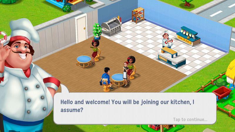 烹饪模拟游戏截图3
