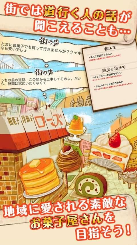 洋果子店ROSE游戏截图3