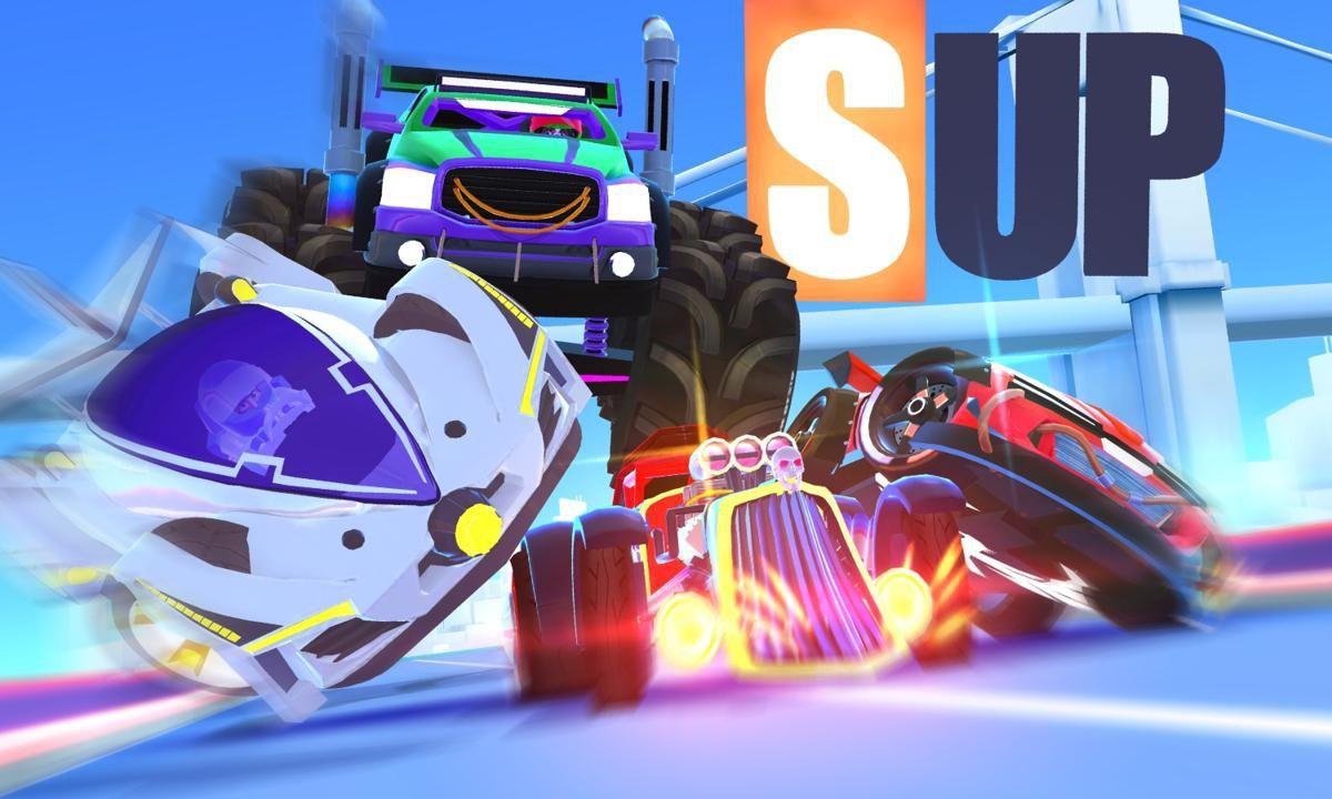 SUP竞速驾驶游戏截图2