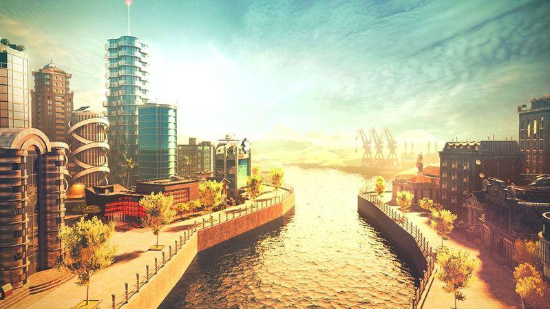 岛屿城市4:模拟人生大亨游戏截图2