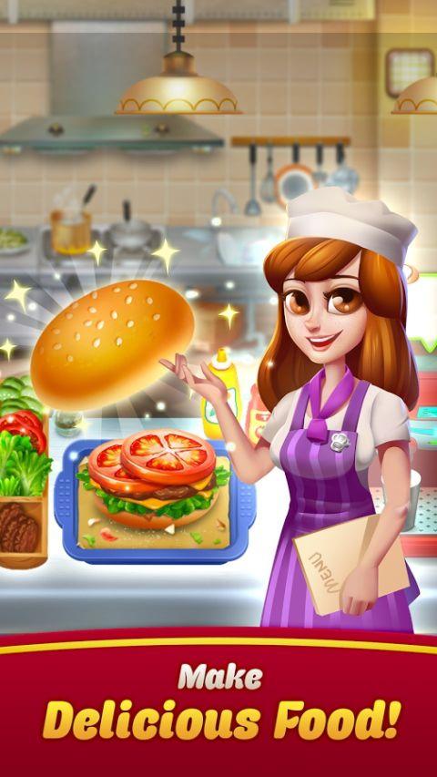 烹饪女皇游戏截图3