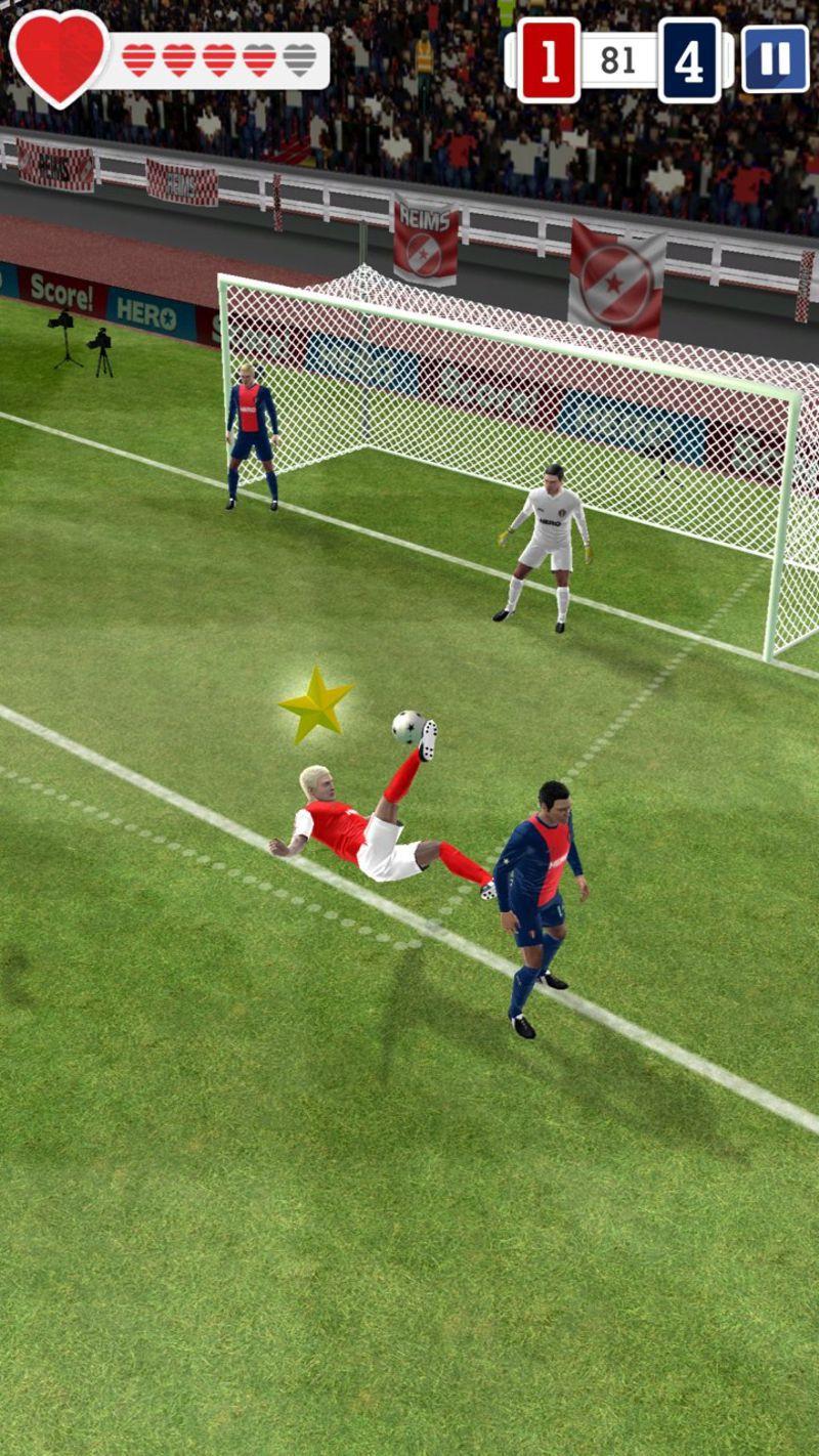 足球英雄游戏截图2