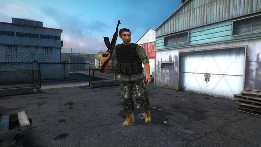 突击队狙击手:CS战争游戏截图2