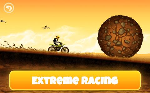 越野摩托车游戏截图1
